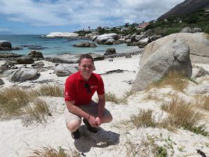 boulders beach with eric fox