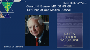 Gerard N. Burrow, MD