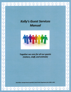 Kelly's GS Manual Cover