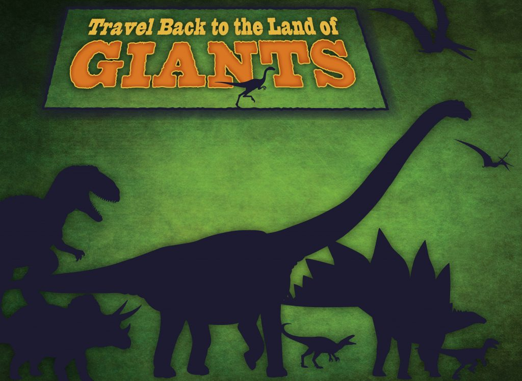 Travel back to the land of giants