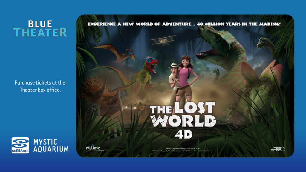 Lost World Promo Image