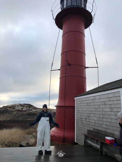 Lighthouse Monomoy