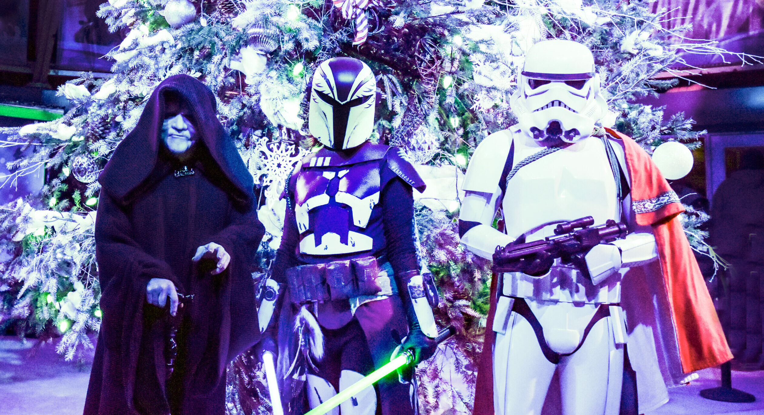 501st Star Wars characters