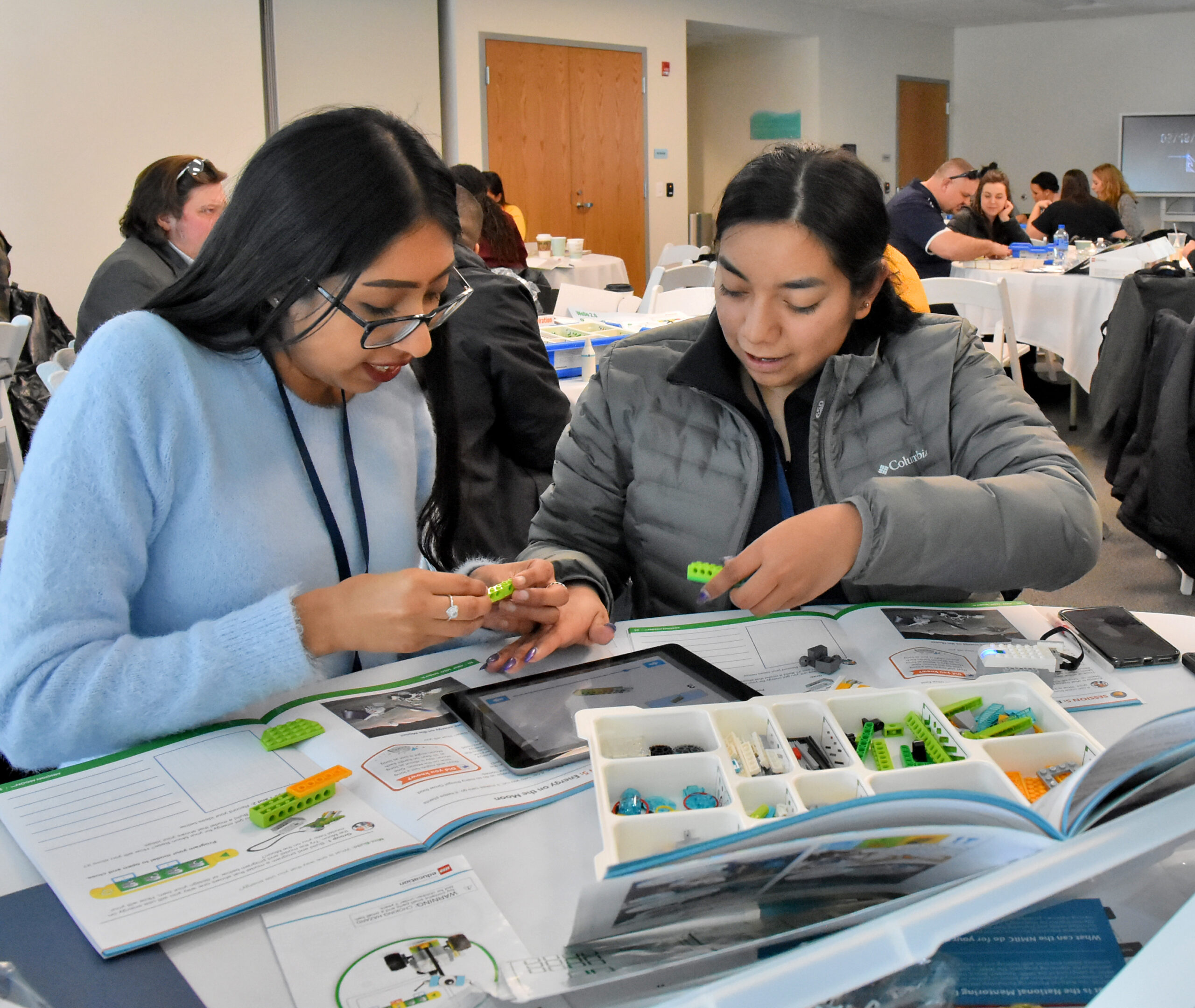 Mystic Aquarium's National Youth Conservation Initiative Featured at National Mentoring Summit